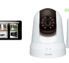 DCS-5020L Security Camera
