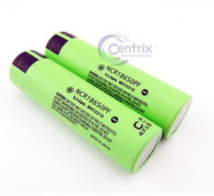 Panasonic Li-Ion battery