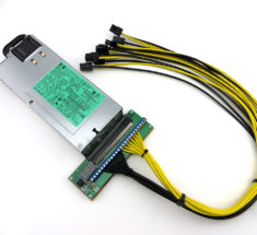 Platinum Antminer R4 Power Supply Kit