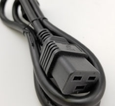 C14C19-3F C14 to C19 power cord