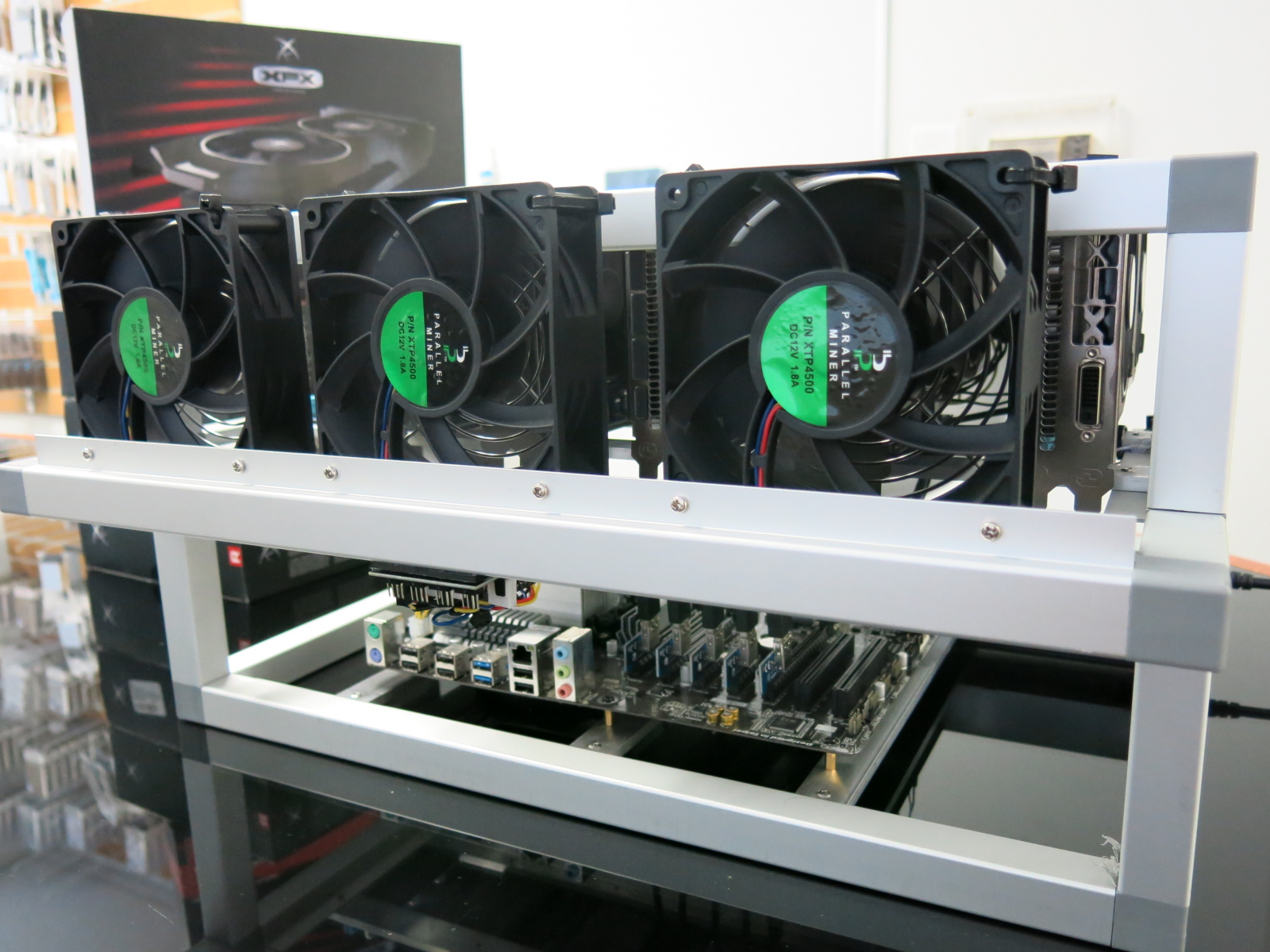 What To Mine With Cpu What Type Of Rig To Mine Xmr