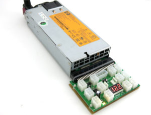 DragonMint X1 Power Supply