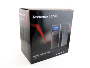 Lenovo EMC PX2-300D SM10G78643 Diskless RAID 0,1 Cloud Network Storage EU/UK