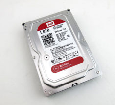 Western Digital Red WD10EFRX 1 TB Hard Drive Disk